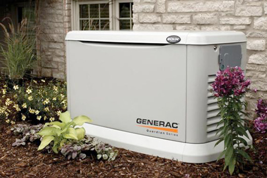 Home Standby Generator Standby Generator For Your House