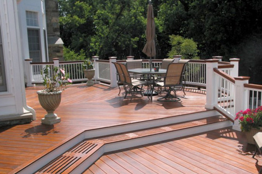 Deck Options Types Of Home Decking Home Ownership