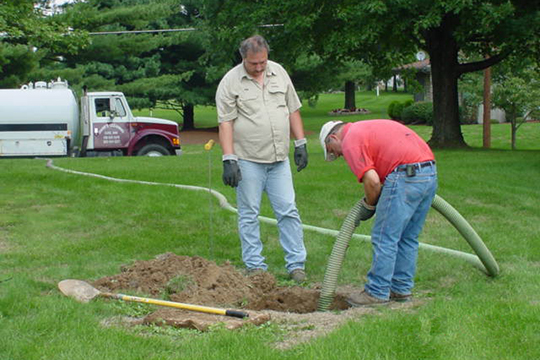 Caring For Your Septic System