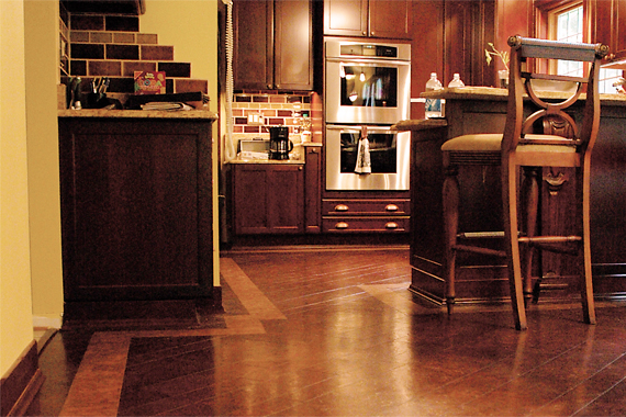 Green Kitchen Flooring Eco Alternative Kitchen Flooring