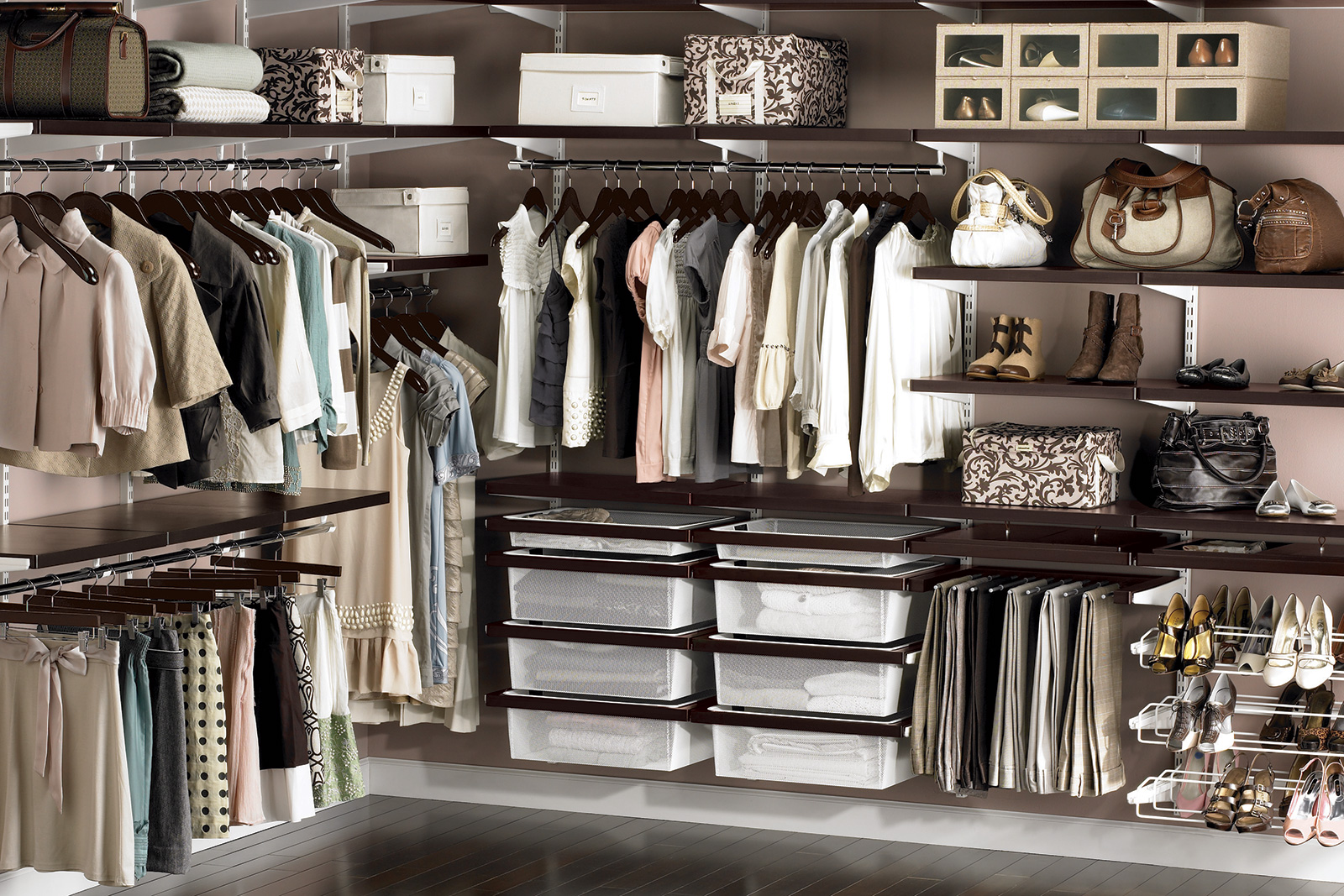 DIY Master Closet Renovations Custom Home Renovations