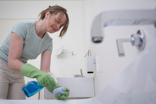 Cheap Eco Friendly Bathroom Cleaning Green Your Bathroom