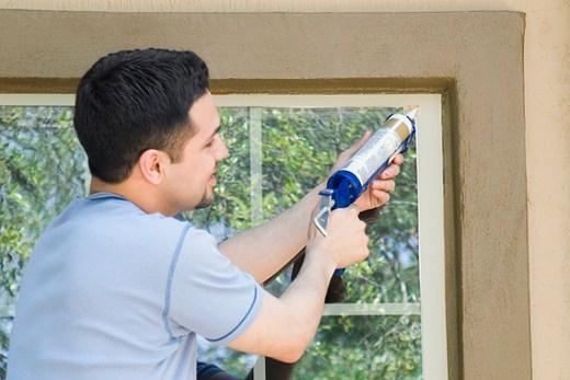 Fix Air Leaks Around Windows Stopping Door Air Leaks