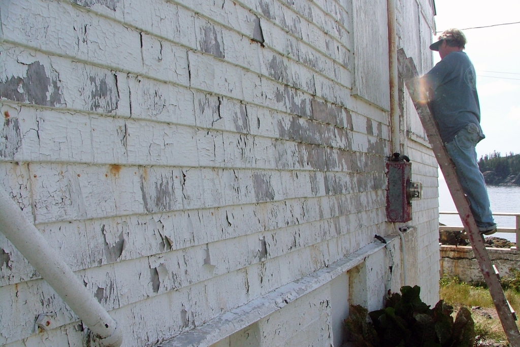 laws for lead paint