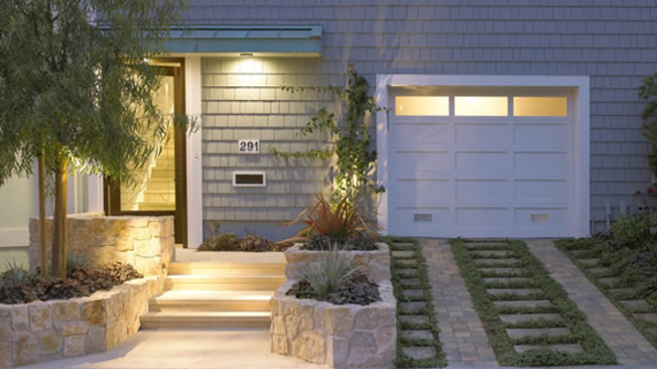 Driveway Design | America's 9 Coolest Driveways Ever | HouseLogic