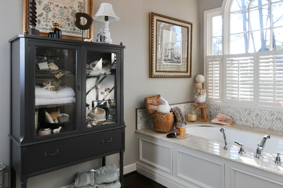 Freestanding Cabinet | Bathroom Storage Solutions