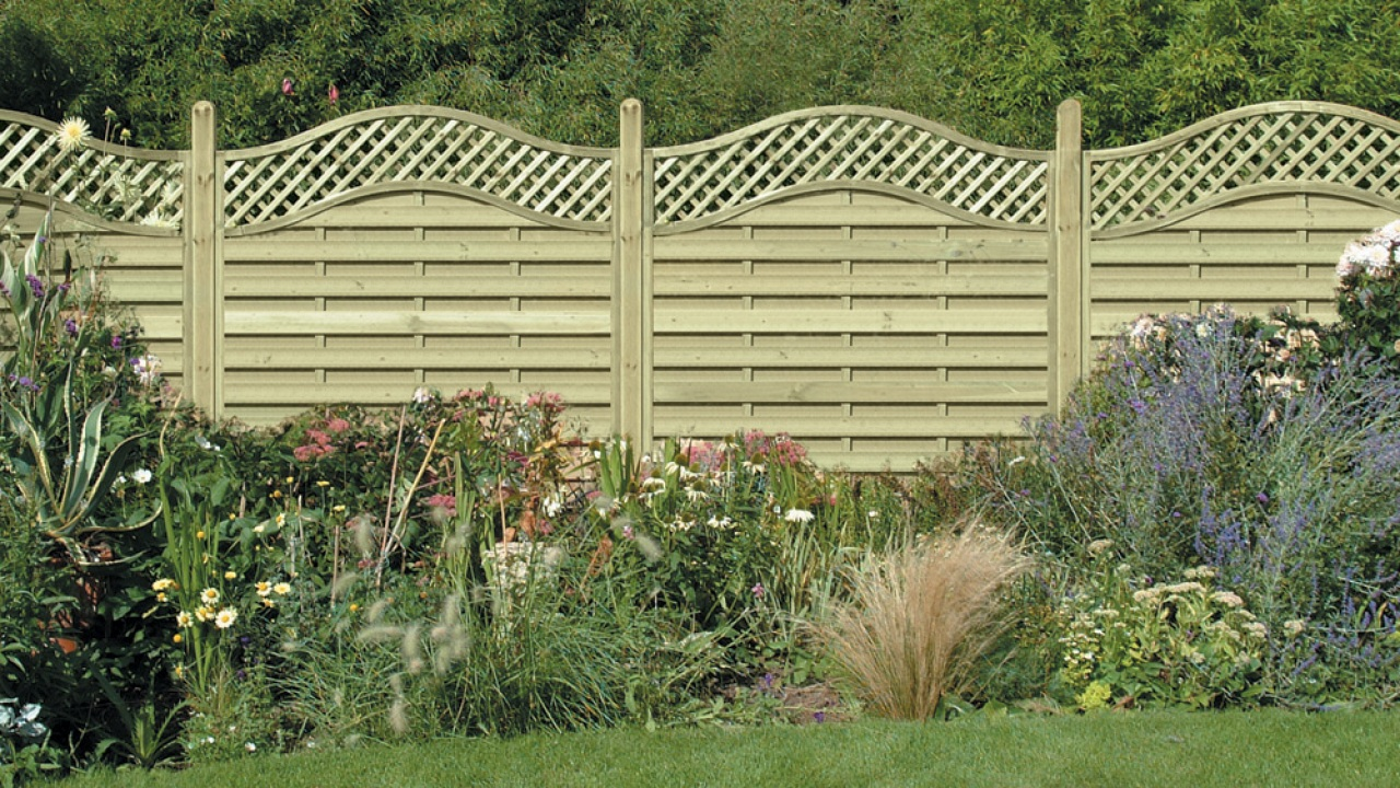 Fence Ideas  Pictures of Fences  Fence Design  HouseLogic
