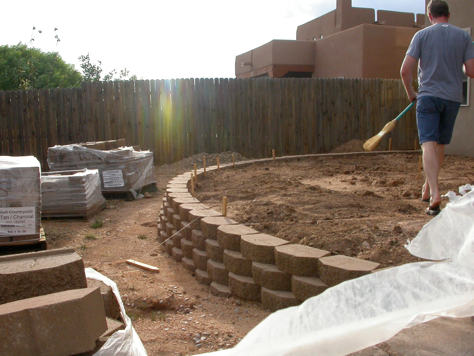 Retaining Wall Ideas | Retaining Wall Design | Landscape ...