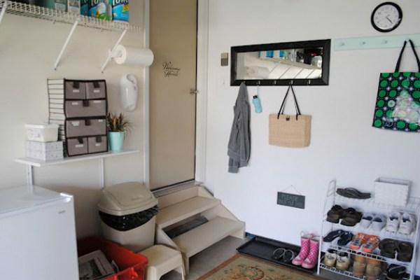 Garage Organization Ideas | Instant Mudroom | Garage Storage