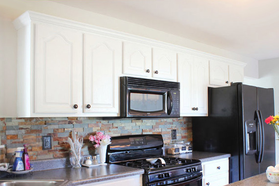 How To Update Your Kitchen On A Budget Design Trends