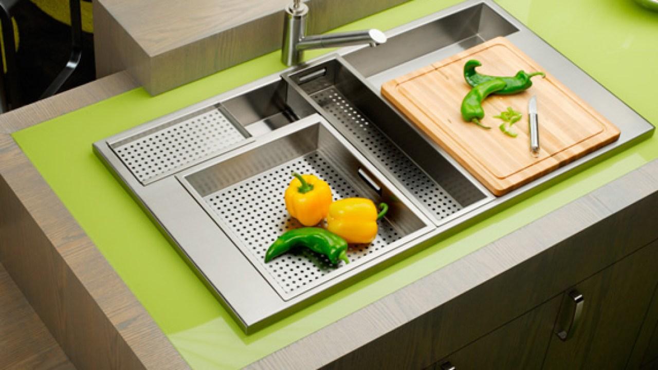 Kitchen Sink Pictures   Types of Kitchen Sinks   Kitchen ...