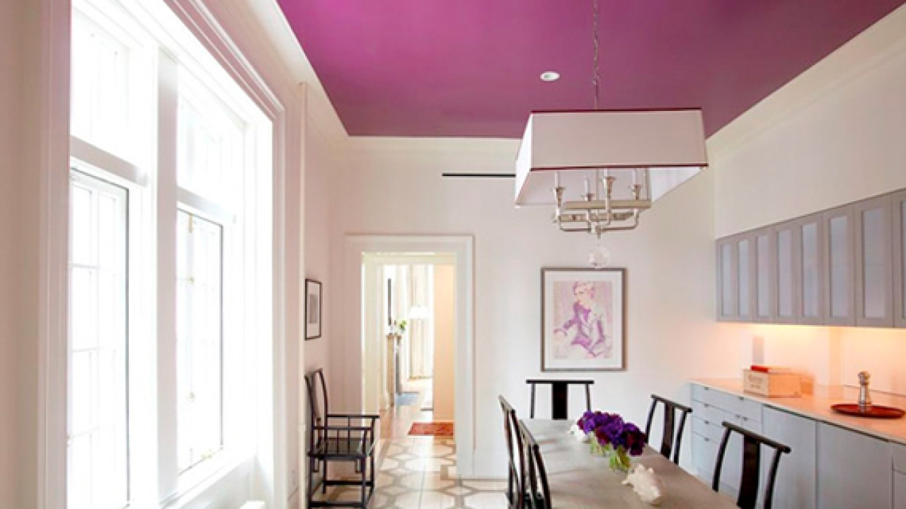 House Color Ideas: Unique Ways to Use Paint Color in Any Room