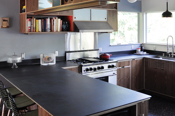 Tips For Used Building Materials In Your Kitchen