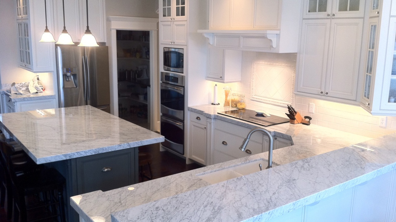 White Kitchen Pictures | HouseLogic Kitchen Remodel Pictures