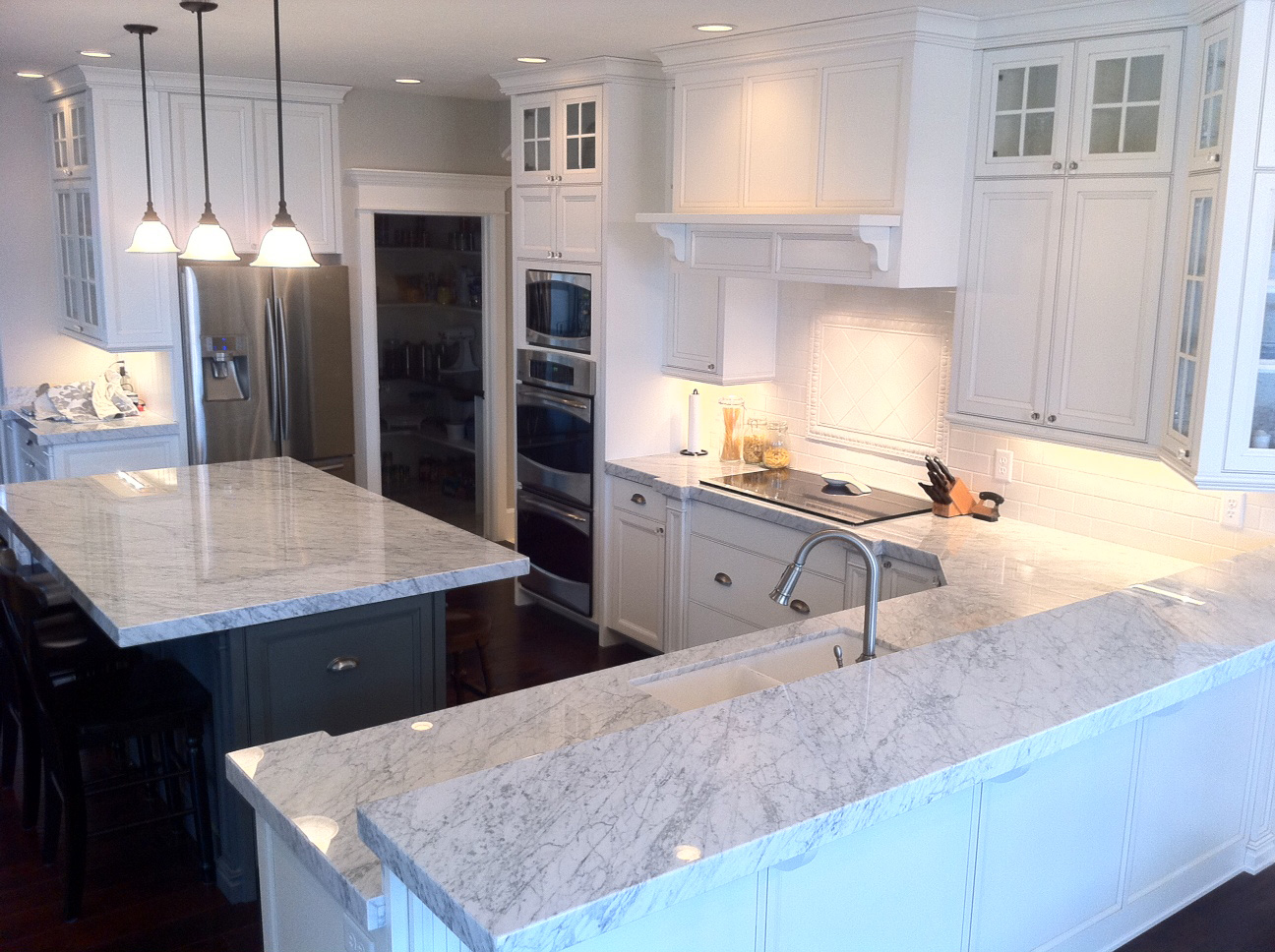 White Kitchen Pictures Houselogic Kitchen Remodel Pictures