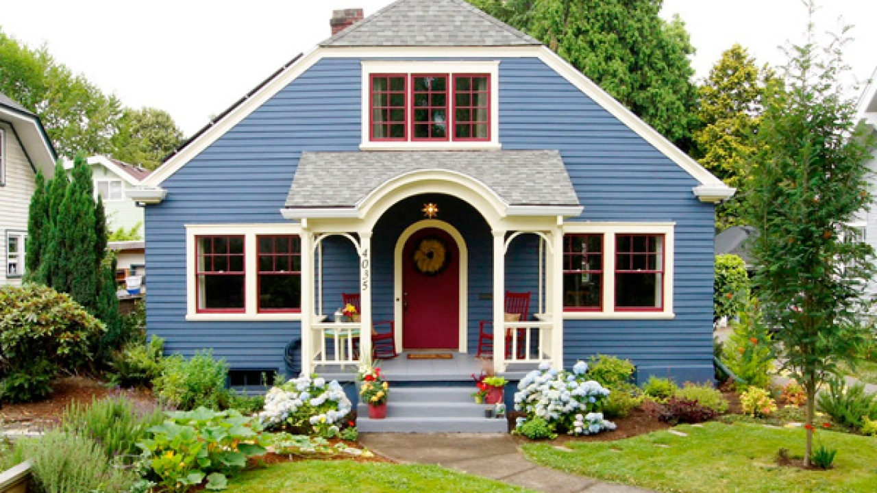 Choose Exterior Home Paint Colors Houselogic Tips