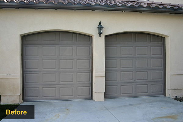 Metal Garage Doors | Faux Wood Garage Doors