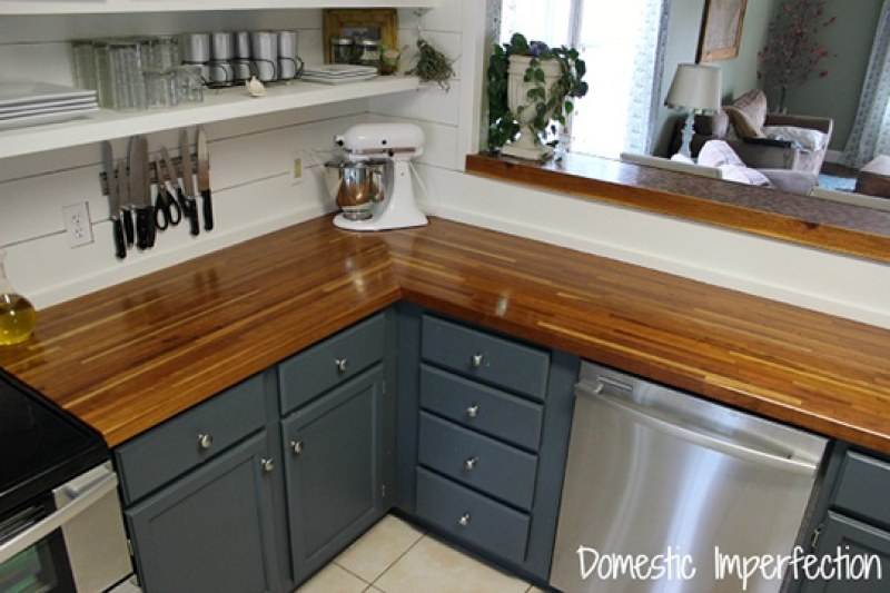 Diy Kitchen Ideas To Upgrade Yours On A