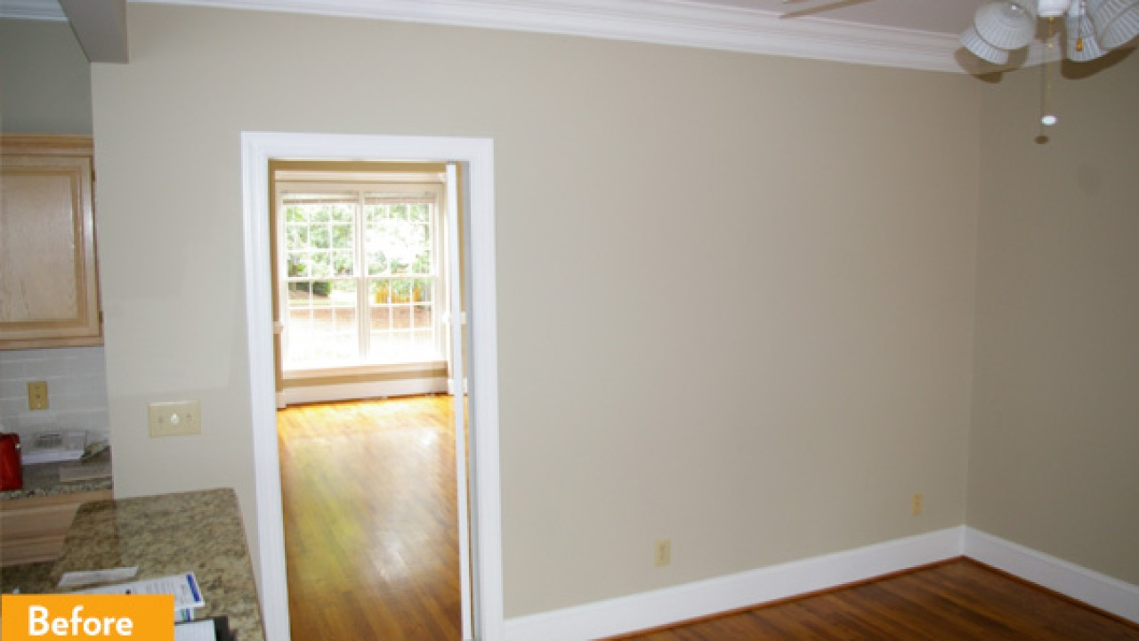 Removing Interior Walls Before And After Pictures Houselogic