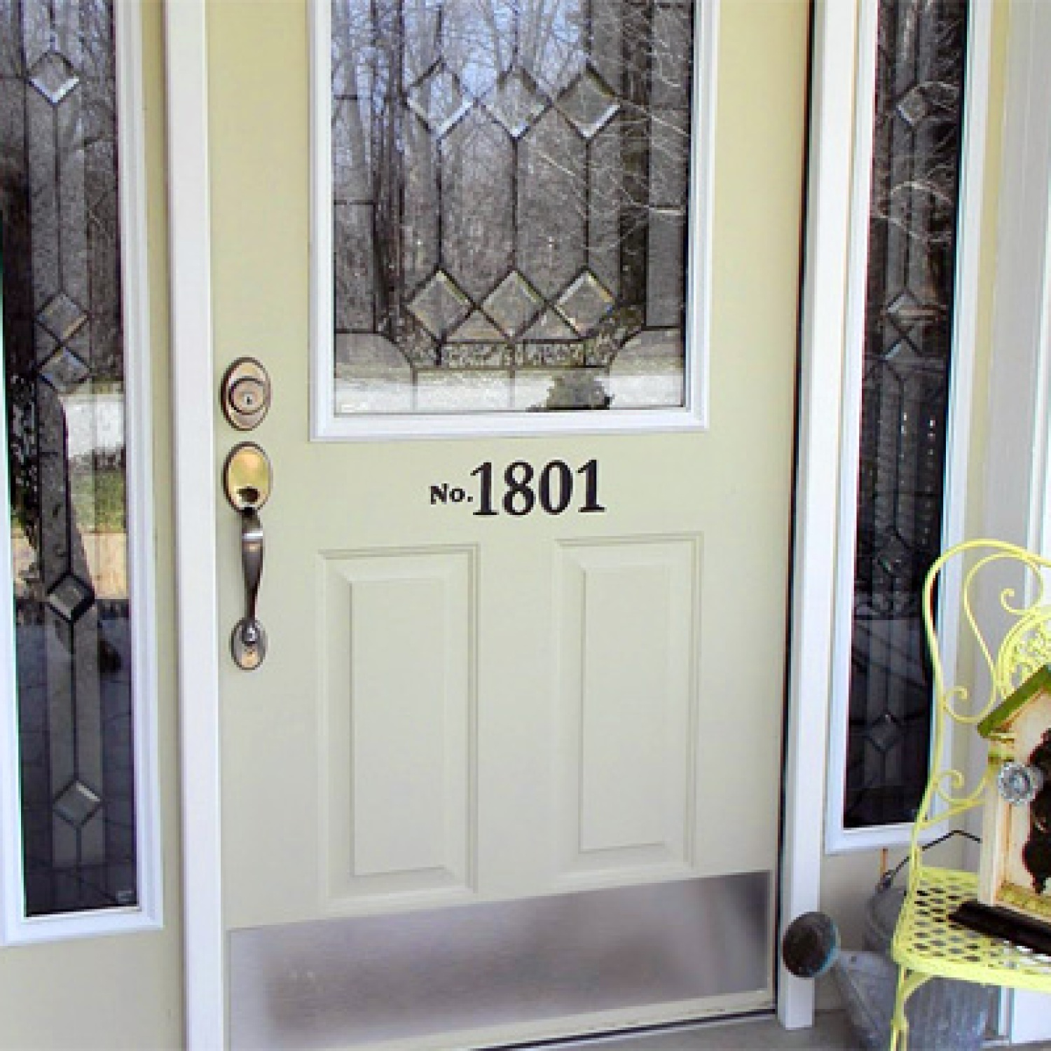 New Steel Entry Door | Value of Home Improvements
