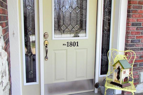New Steel Entry Door | Value of Home Improvements