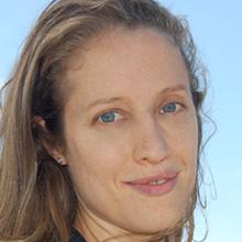 Author photo of Marie Hueston