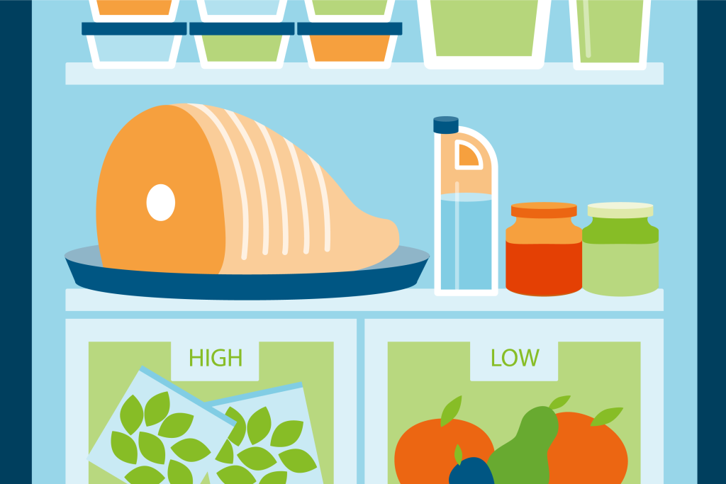 How to organize your fridge so you never waste food