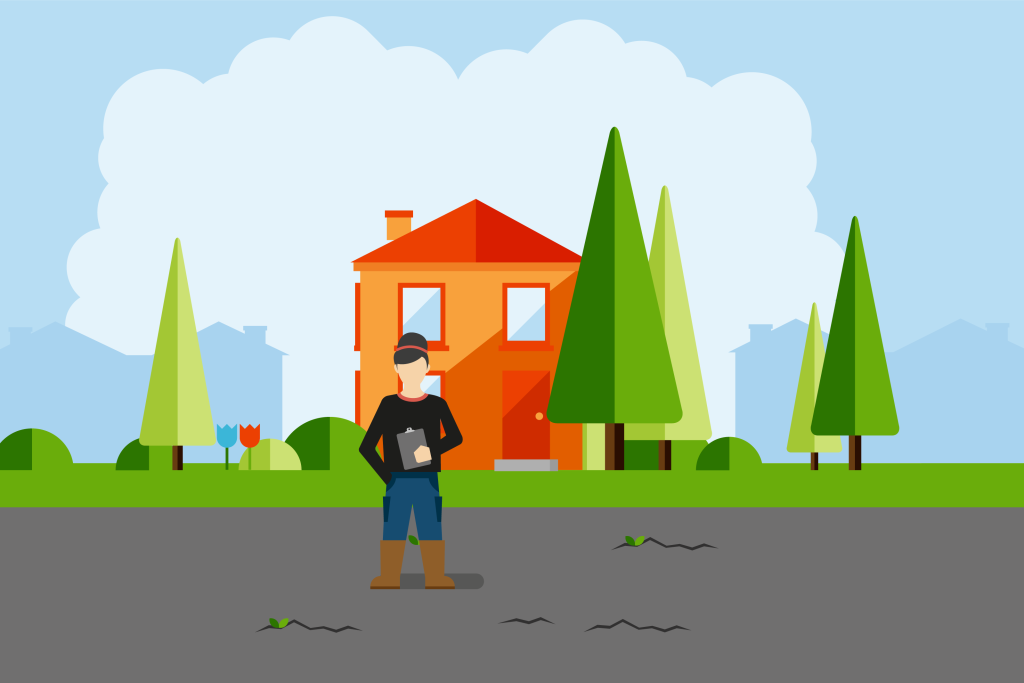 Pros who may need to check out your home before buying