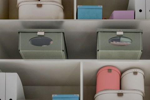 Creative overhead storage