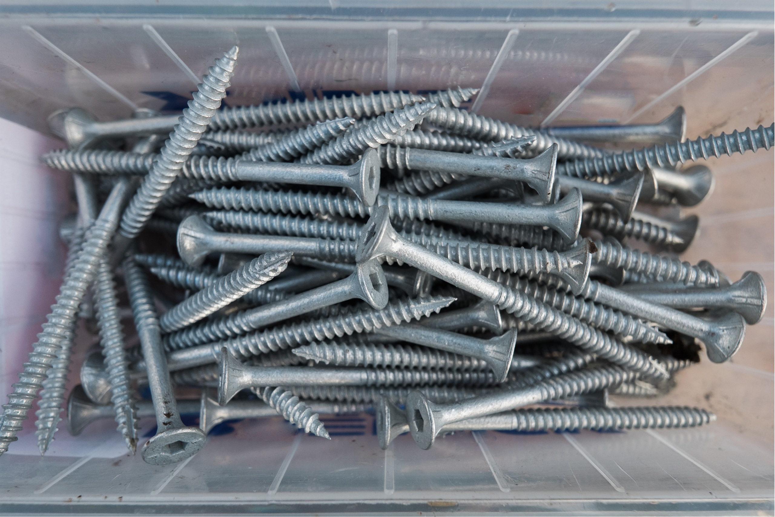 Box of screws