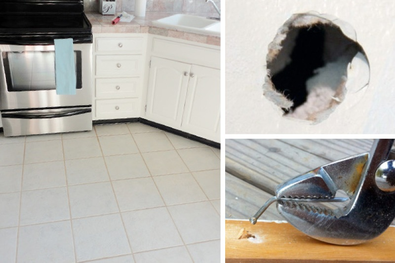 DIY repair projects images