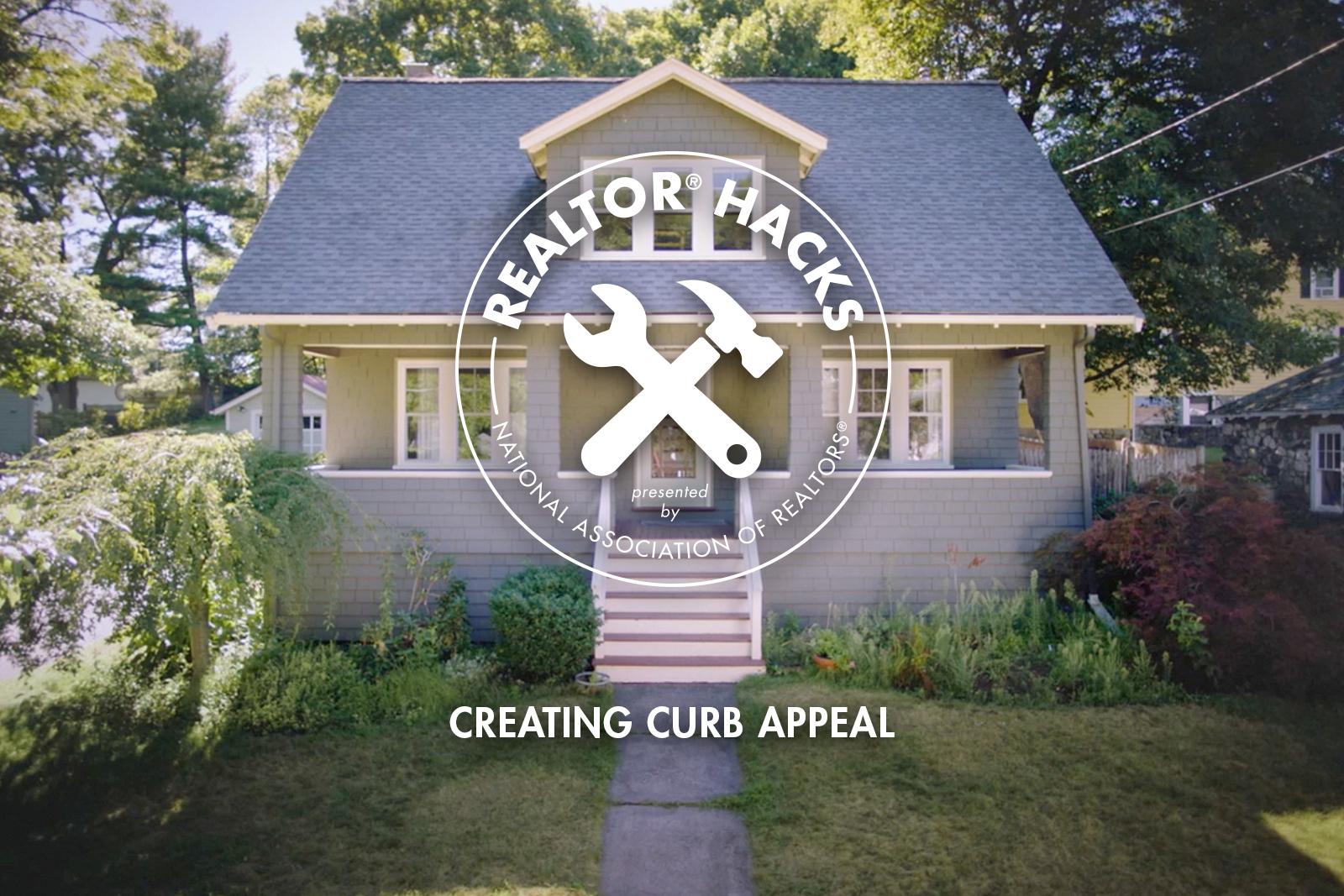 Realtor® Hacks: Creating Curb Appeal