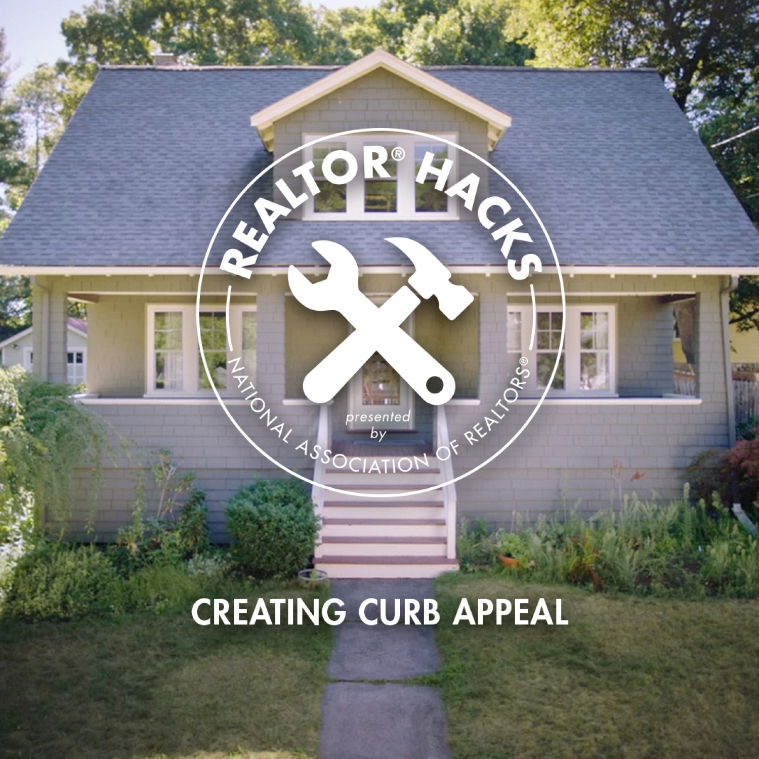 Realtor® Hacks: Creating Curb Appeal