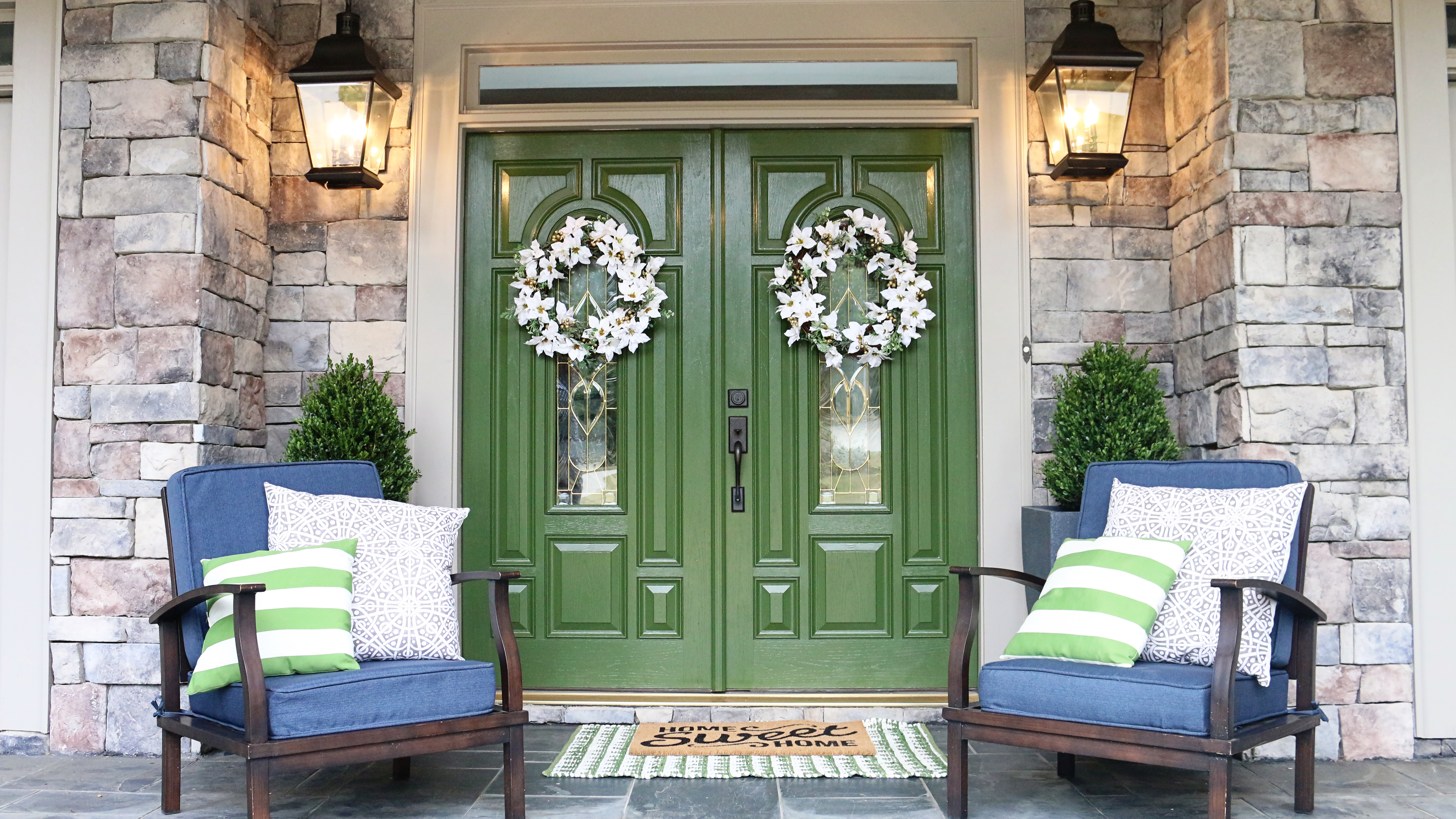 5 Step Makeover for a Beautiful Front Porch video still
