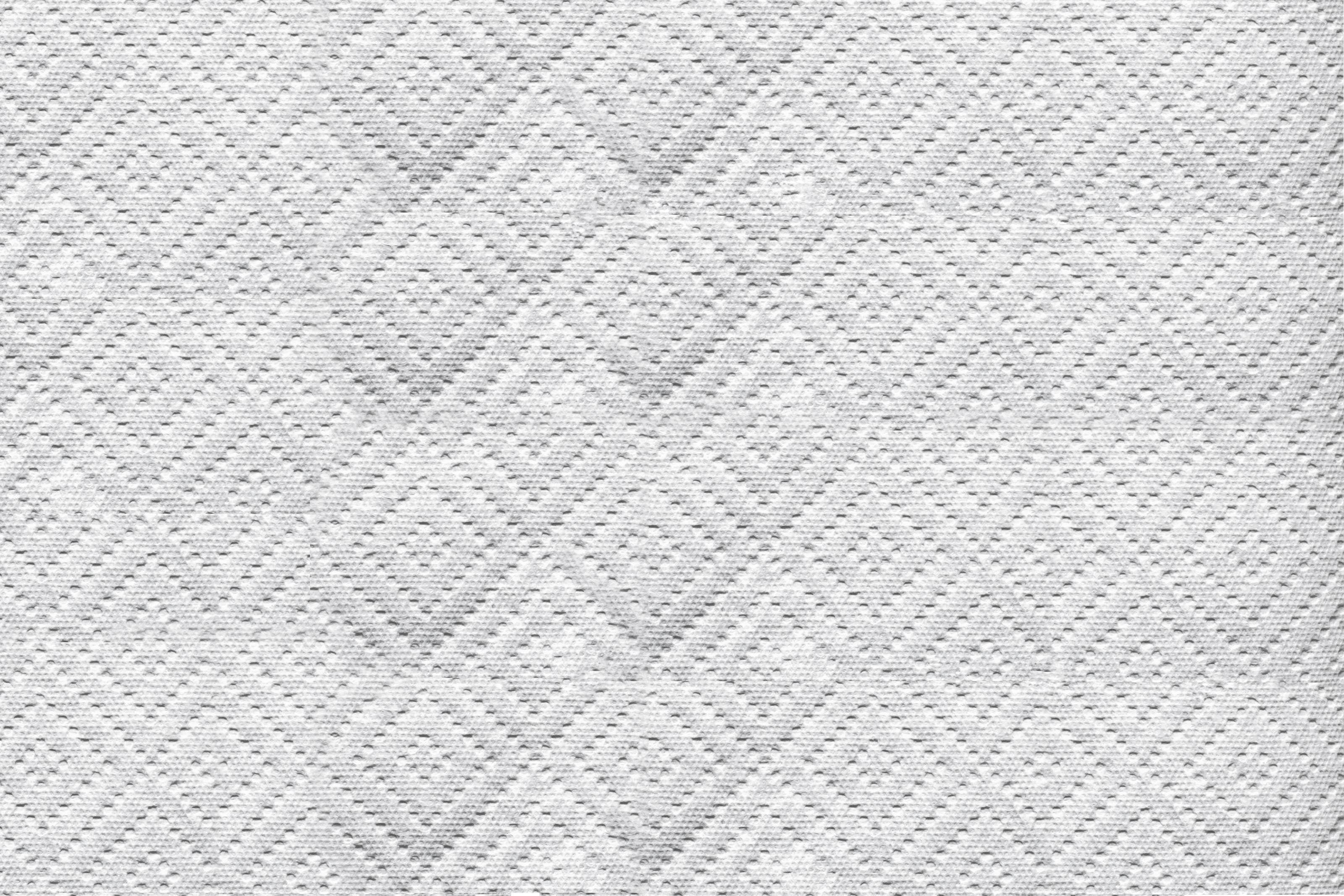 Closeup of a paper towel