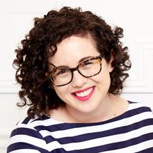 A headshot of Amy Preiser