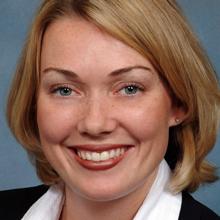 A headshot of Nancy Mann Jackson