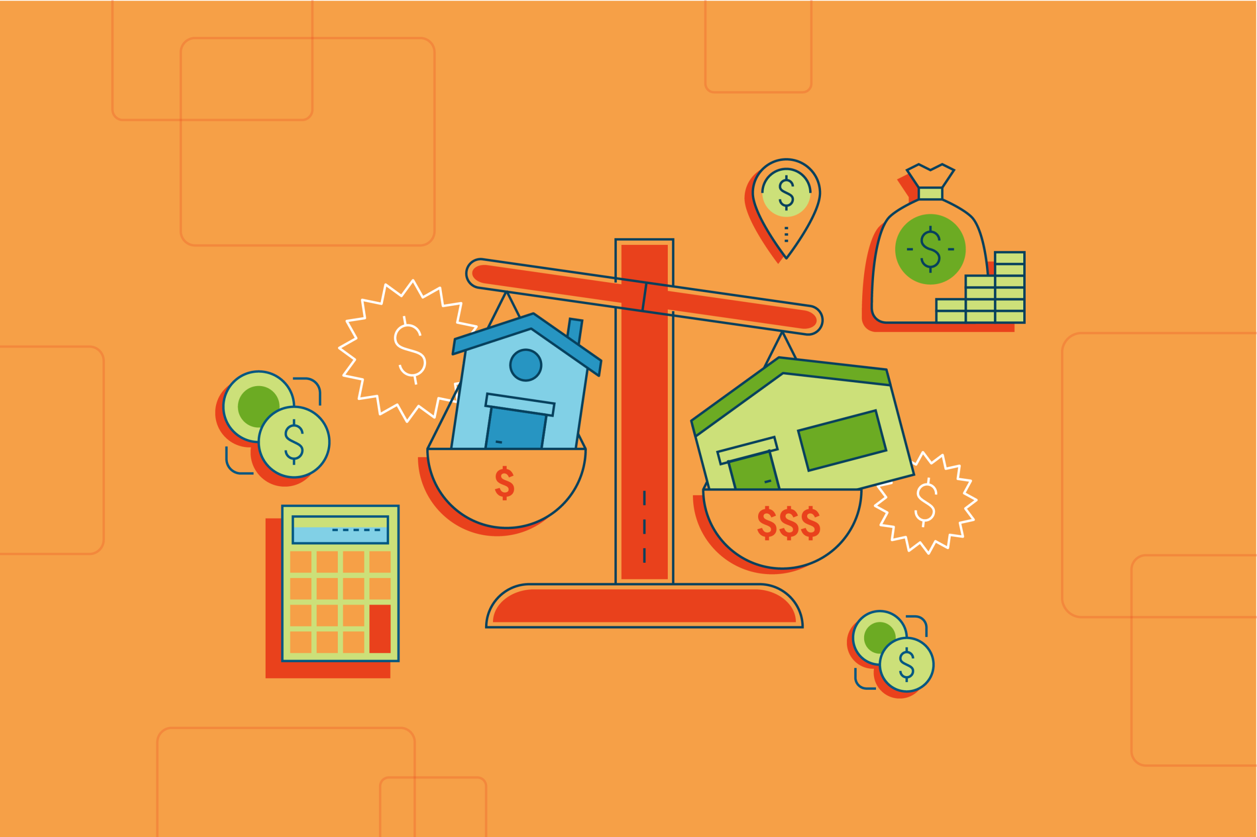 How to Price Your Home illustration
