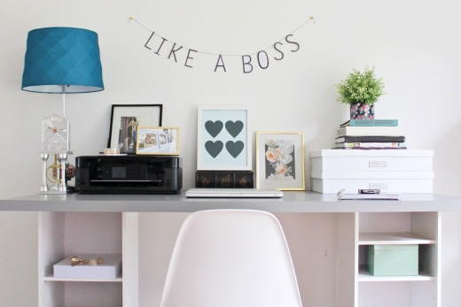 Desk with laptop and mug on it | Get Mortgage Pre-Approval