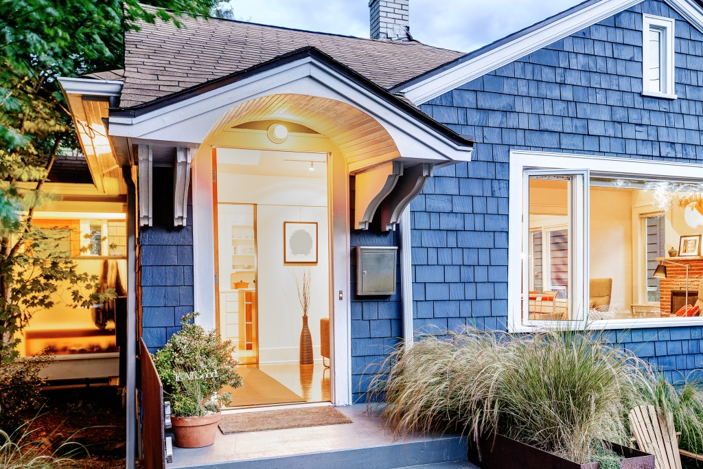 Buying an upscale bungalow