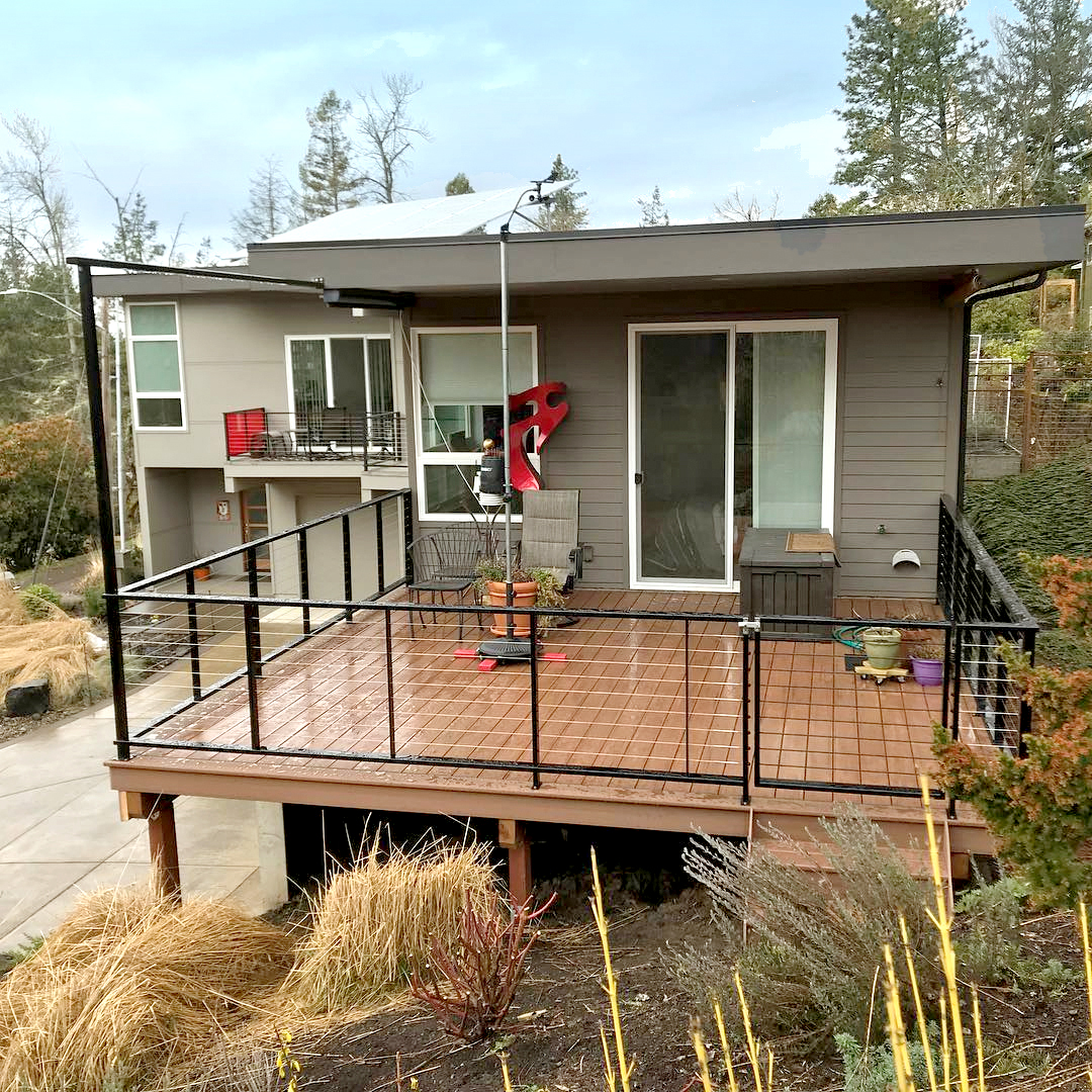 Deck Material Options Types Of Decking Houselogic