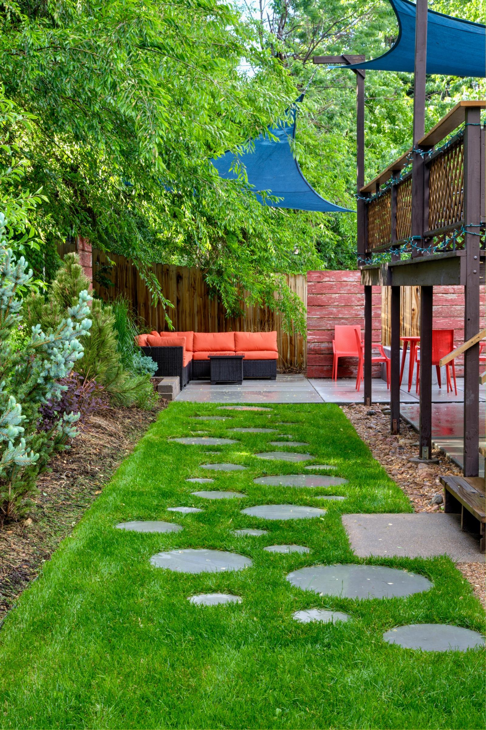 Yard Patio Houselogic